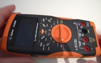 Gadget Inspektor:<br/> Agilent U1253B Review