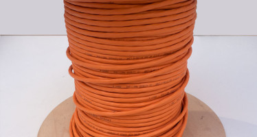 188 m Twisted-Pair Kabel – Experimente