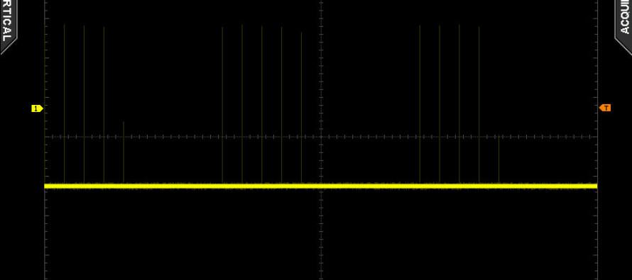 Oszilloskope: Akquisition im Peak-Detect Modus