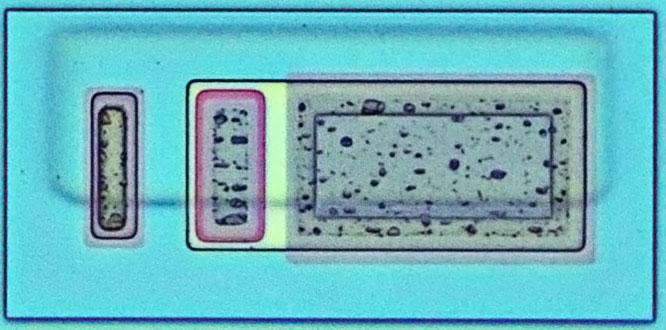 Transistor-mit-mehr-Ic