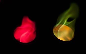 Flammenfärbung