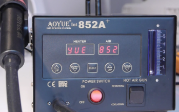 Review Aoyue 852A+